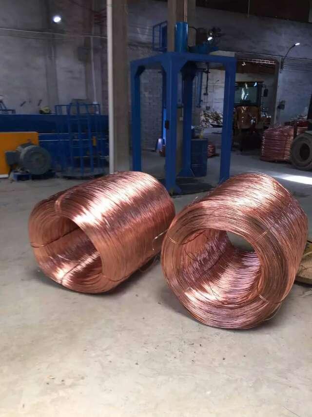 低氧铜材线